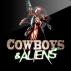 игровой автомат Cowboys vs Aliens