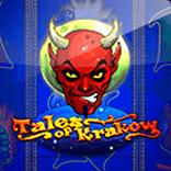 """""""Игровой автомат Красивый игровой слот Tales Of Krakow"""""""
