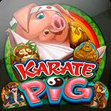 игровой автомат Karate Pig