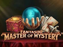 На сайте игрового портала азартная игра Фантазини: Мастер Мистерий