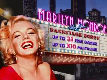 Ставки на деньги в азартной игре Мэрилин Монро