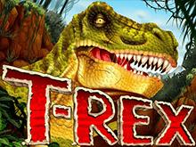 Рекордный джек-пот в азартной игре T-rex