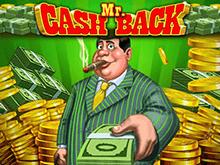 Играть на реальные деньги приглашает слот Мистер Кэшбэк