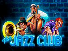 Играть онлайн в Джаз-Клуб после пополнения рублями