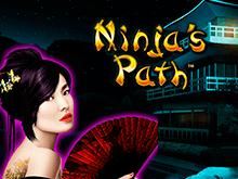 Популярный азартный автомат Путь Ниндзя с бонусами