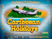 Игровой автомат Карибские Каникулы без регистрации