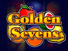 Автомат Золотые Семерки: интерфейс, комбинации и бонусы