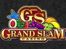 Играть онлайн в Grand Slam с простым интерфейсом