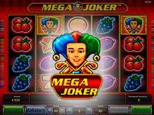 Играть на деньги в автомат Мега Джокер со специальными символами