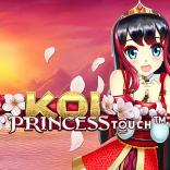 Азартный игровой онлайн-автомат Koi Princess
