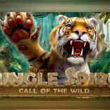 Игровой автомат онлайн Jungle Spirit: Call Of The Wild